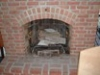 Gas Fireplaces Before- Urbana MD