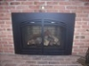 Gas Fireplaces with Galleria Door Kit- Urbana MD