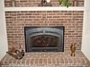 Chad Front Gas Fireplaces in Urbana MD by WA Tolbard
