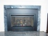Heat n Glo Grand Gas Fireplaces with Black Standard Front- Urbana MD
