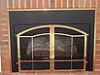 Prism Door Gas Fireplaces in Urbana MD