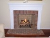 Oak Vented Log- Heating with Gas Fireplaces in Urbana and Frederick MD