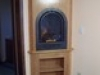Crescent Natural Finish Cabinet- Heating in Frederick MD