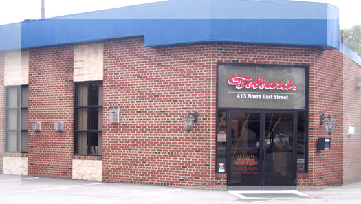 Our Heating and HVAC Showroom in Frederick, MD
