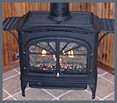 Gas Stoves and Fireplaces in Urbana MD