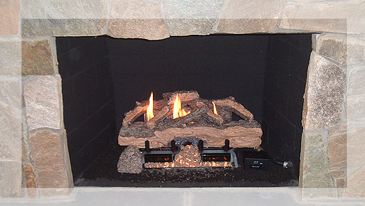 Gas Fireplaces And Logs In Frederick Urbana Md