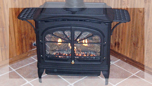 Heating with Gas Stoves in Frederick and Urbana, MD